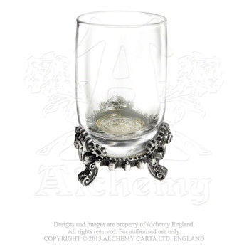 CWT45 - Gears of Progress Shot Glass