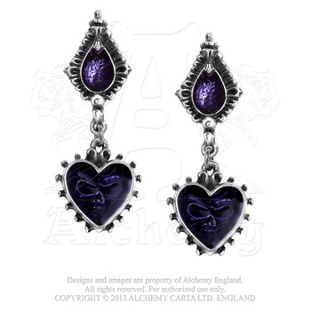 E271 - Mirror of the Soul Earrings