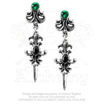 E289 - Westenra Spica Earrings