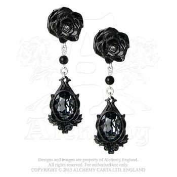 E291 - Dark Desires Earrings