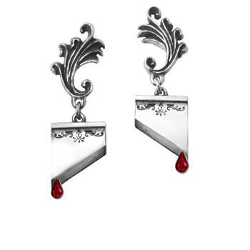 E310 - Marie Antoinette Earrings