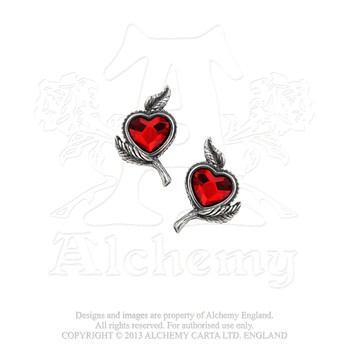 E338 - Loves Blossom Earrings