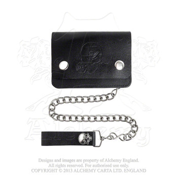 LG67 - Alchemist Biker Wallet