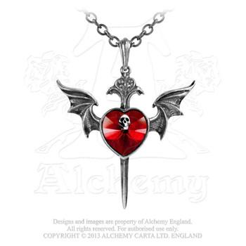 P495 - Death Of A Vampire Pendant