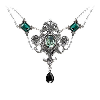 P503 - Queen of the Night Necklace