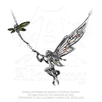 P564 - A Fairy's Dream Necklace
