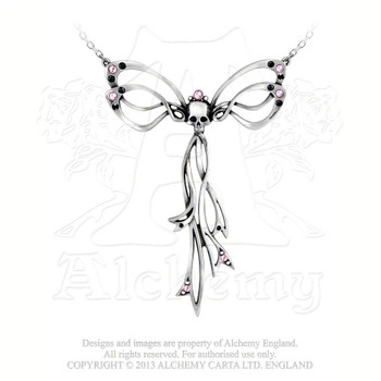 P659 - Gothic Matrimony Necklace