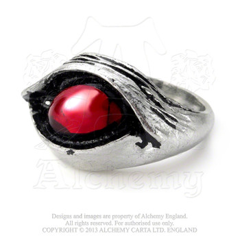 R24 - Eye of the Devil Ring