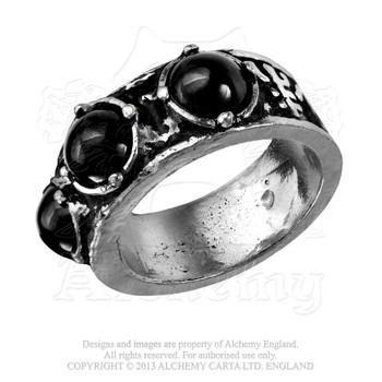 R42 - Necromancers Sigil Ring