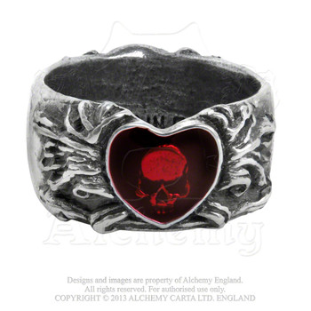R123 - Broken Heart Ring