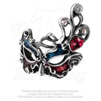 R168 - Venetian Vanity Ring