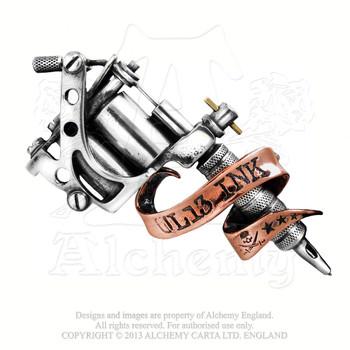 ULB3 - Tattoo Gun Buckle