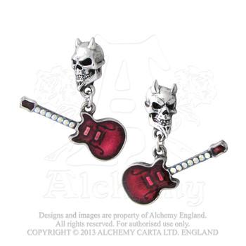 ULFE19 - The Devil's Banjo Earrings