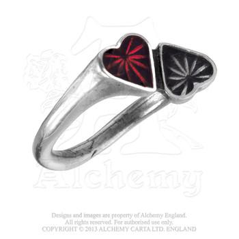 ULFR3 - Heart Ring