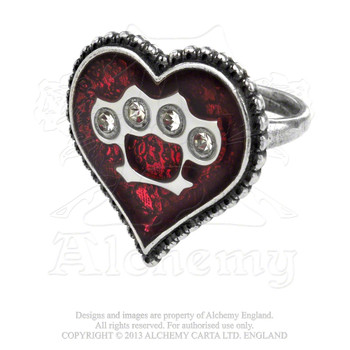 ULFR5 - Tough Love Ring