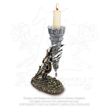 V6 - Light of Asrael Candle Holder