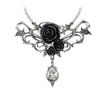 P700 - Bacchanal Rose Necklace