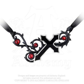 P720 - The Murnan Cross of Sorrow Necklace