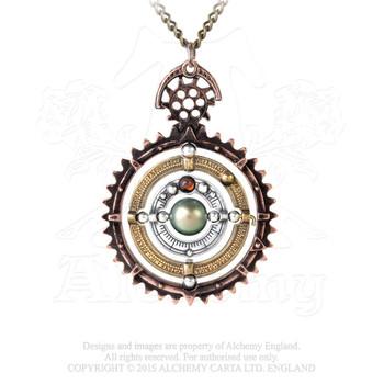 P724 - Ordium Coelestium Mechanicum Necklace