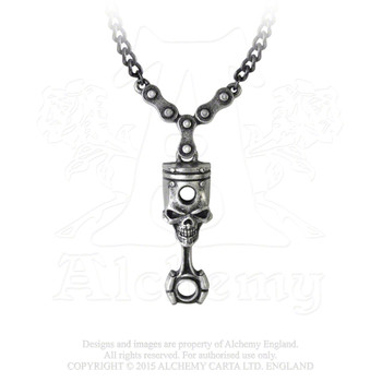 ULP40 - Piston Head Necklace