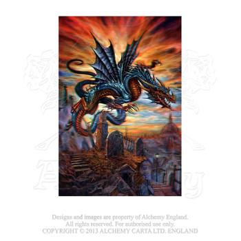 ASPC435 - The Highgate Horror 3D Postcard