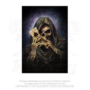 ASPC736 - Reapers Arms 3D Postcard