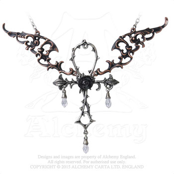 P748 - Wings of Eternity Necklace