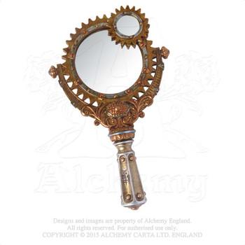 V20 - Lady Talbot's Retrospector Hand Mirror