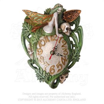 V22 - Artemesia Absinthium Wall Clock
