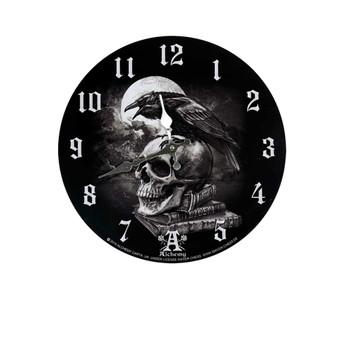 AAP8 - Poe's Raven Clock