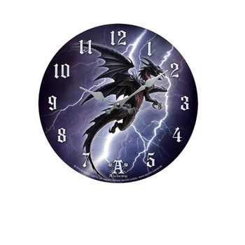 AAP11 - Lightening Dragon Clock