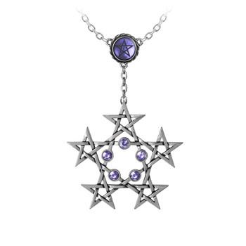 P761 - PentaGramatron Necklace