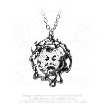 P782 - M'era Luna Melies Moon Pendant