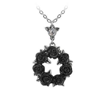 P791 - Ring 'O Roses Pendant