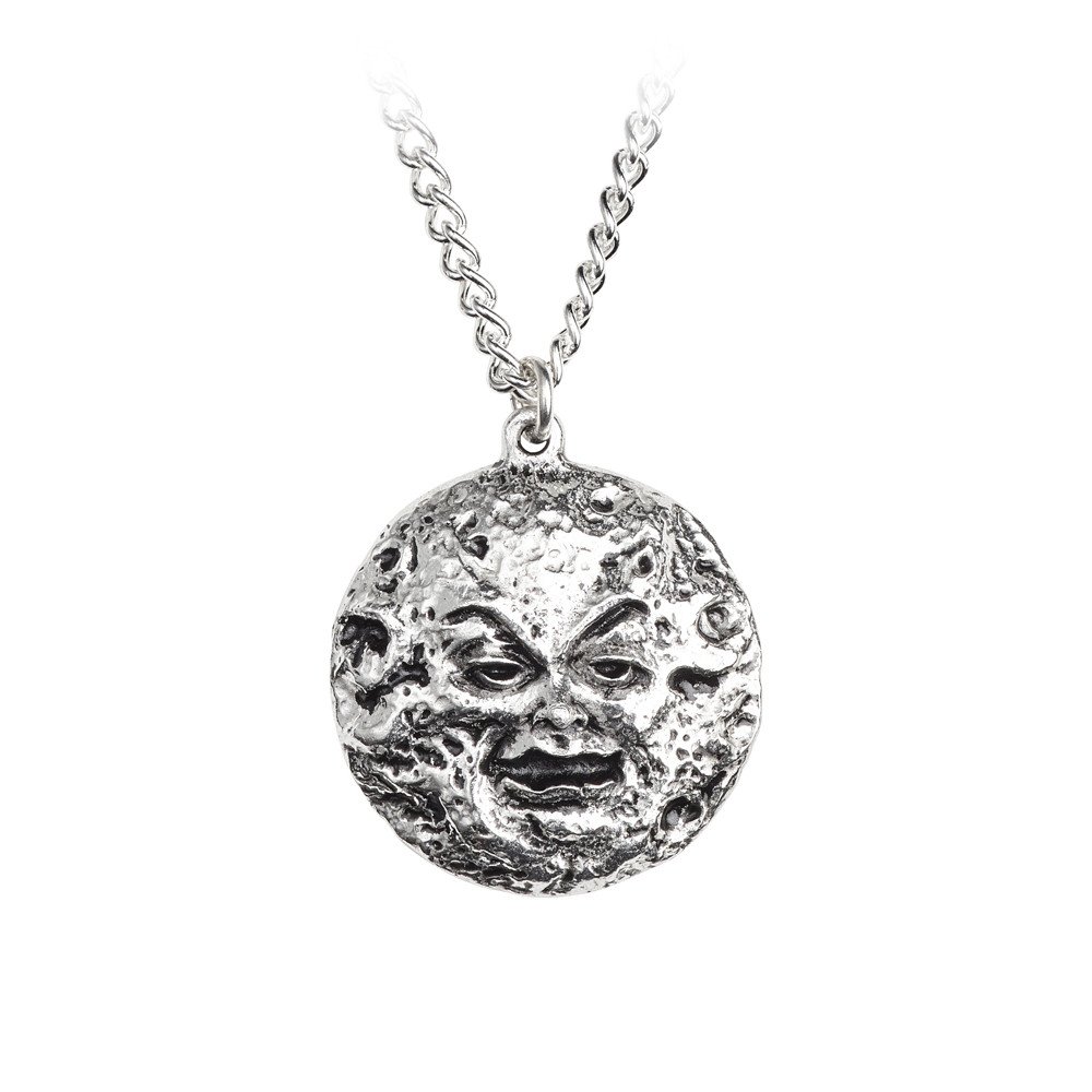 silver ie pendant blue crystal products orbiting tipperary moon