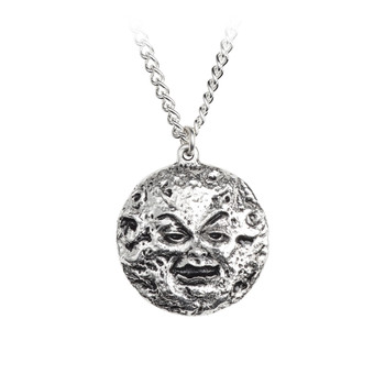 P812 - Man In The Moon Pendant
