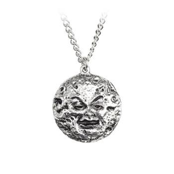 P812 - Man In The Moon Pendant
