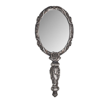 V58 - Baroque Rose Hand Mirror