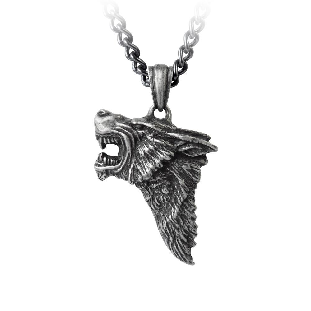 P833 dark wolf pendant alchemy of england image 1 mozeypictures Choice Image