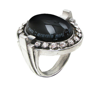 R179 - Mori Noir Ring
