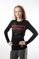 JUDO WORLD CUP  Womens T-Shirt 1/1 Black