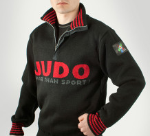 JUDO SENSEI  Mens Sweater
