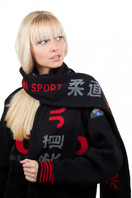 JUDO EVENT  Womens Shawl