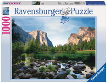 Ravensburger Puzzle 1000pc Yosemite Valley