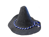 Oktoberfest München Party Hat gray