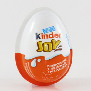 Ferrero Kinder Joy Surprise Egg