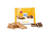Ritter Sport Winter Edition Spekulatius