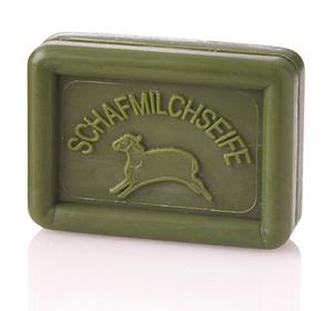 Ovis-Soap rectang. Herb/ Sage Sheep-Milk Soap