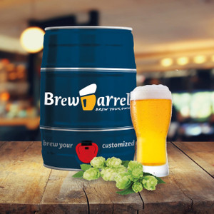 Home Brewing Kit Brew Barrel India Pale Ale Bavarian Specialties Frankenmuth