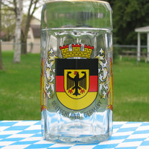 1L Beer Mug Mass Deutschland Germany